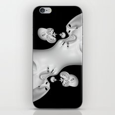 CyberMimes v.5 iPhone & iPod Skin