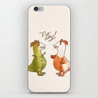 No Way! iPhone & iPod Skin