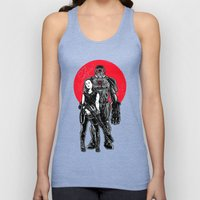 Heavy Weapon Unisex Tank Top