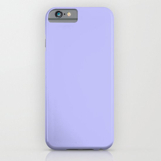 Bluish Purplish iPhone & iPod Case