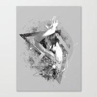 Composure  Canvas Print