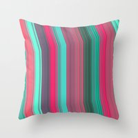When We Parted Throw Pillow