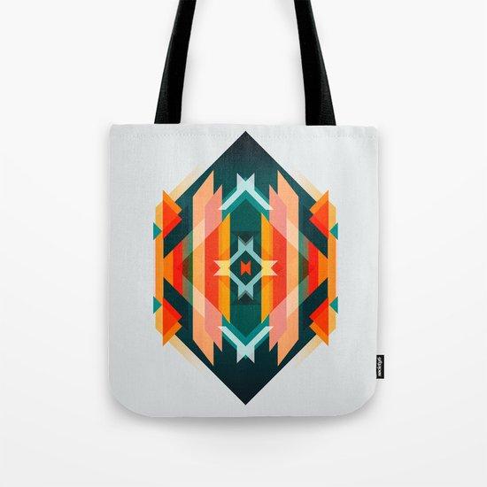 Broken Diamond - Incalescence Tote Bag