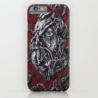 iPhone & iPod Case featuring Catharsis by Niki Smith
