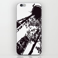 Oooo, Seattle... iPhone & iPod Skin