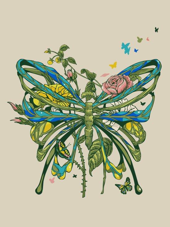 Lifeforms Canvas Print