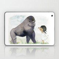 Hug me , Mr. Gorilla Laptop & iPad Skin