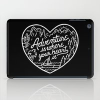 Adventure Is Where Your … iPad Case