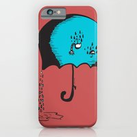 iPhone & iPod Case featuring Umbrella  by Jason Martin