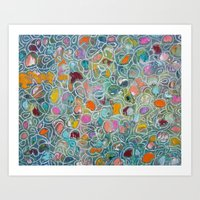 Abstract 31 Art Print