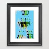 FPJ Rhythm And Blues Framed Art Print