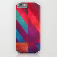 iPhone & iPod Case featuring 9 hyx by Spires