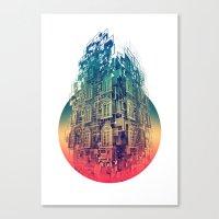 Conception Canvas Print