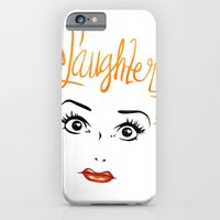Bombshell Series: Laughter - Lucille Ball iPhone 6 Slim Case