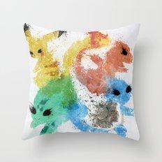 Starters Throw Pillow