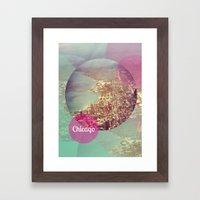 Chicago 2 Framed Art Print