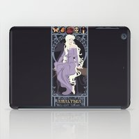 Amalthea Nouveau - The Last Unicorn iPad Case
