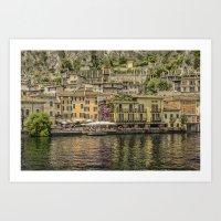 Beautiful Italy Art Print