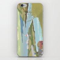 Roches Point Speedpainti… iPhone & iPod Skin