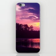 iPhone & iPod Skin featuring Summer Sunset by Roger Wedegis