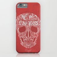 No One But Death (Shall Part Us) iPhone 6 Slim Case