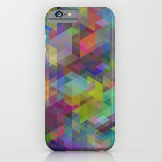 Panelscape - #11 society6 custom generation iPhone & iPod Case