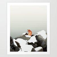 Solitude II Art Print
