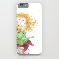 Food Festival Singer iPhone 6 Slim Case