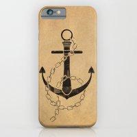 Anchor Print iPhone 6 Slim Case