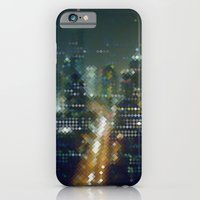 iPhone & iPod Case featuring Electric City 3 by Angelo Cerantola