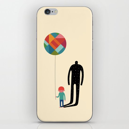 Grow Up iPhone & iPod Skin