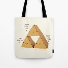 the try force. Tote Bag