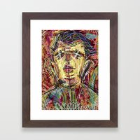 15 Framed Art Print