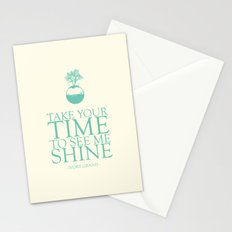 Top Of This Wonderful World Stationery Cards