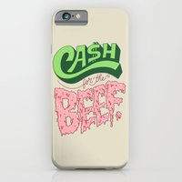 Cash For The Beef iPhone 6 Slim Case
