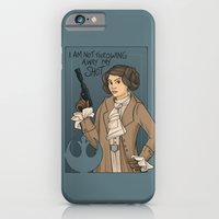 She's Young, Scrappy, and Hungry. iPhone 6 Slim Case