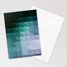 Triangular studies 03. Stationery Cards
