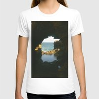 T-shirt featuring The Grotto by Chris' Landscape Images & Designs
