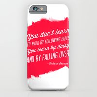 Richard Branson success quote iPhone 6 Slim Case