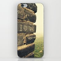 Great Wall  iPhone & iPod Skin