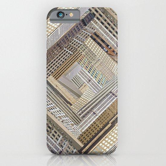 Skyscraper Quilt iPhone & iPod Case