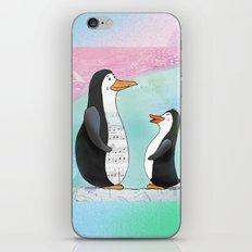 Singing Lesson iPhone & iPod Skin