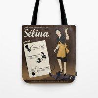 Sélina (version França… Tote Bag