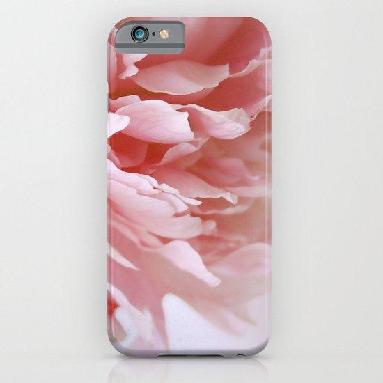 Peony Pink iPhone & iPod Case