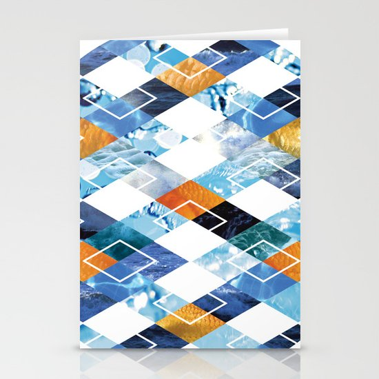 Argyle Aquarium Stationery Card