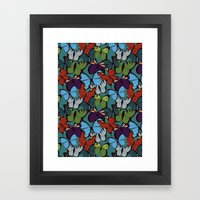 Butterflies 03 Framed Art Print