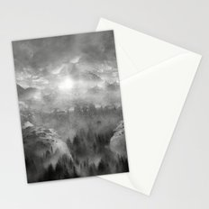 Black and White - Wish You Were Here (Chapter I) Stationery Cards