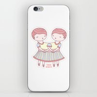The Pact iPhone & iPod Skin
