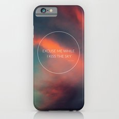 Kiss The Sky II Slim Case iPhone 6s