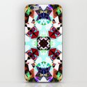 Colorful Kaleidoscope Creation iPhone & iPod Skin